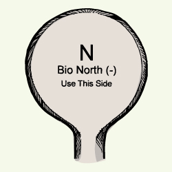 Magnetic Pulser Bio North